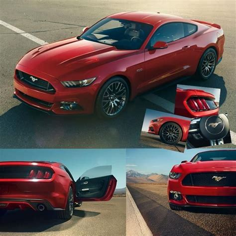 New Ford Mustang  I Wan´ti Like  Mag Ichwill Ich