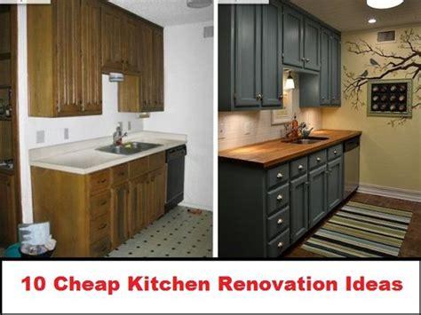 cheap kitchen design ideas 10 cheap renovation ideas for your kitchen playbuzz