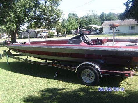 Bullet Boat Gauges by 1987 Bullet 21 V 6 500 100352417 Custom Fishing