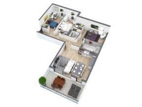 house plans and more 25 more 3 bedroom 3d floor plans architecture design