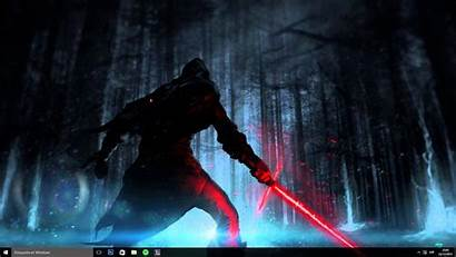 Windows Wallpapers Kylo Ren Moving Cool Animated
