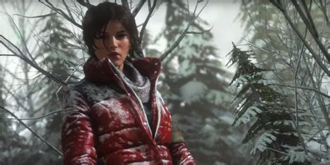The New Tomb Raider Game Is Absolutely Stunning