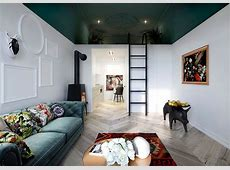 50 Small Studio Apartment Design Ideas 2019 – Modern