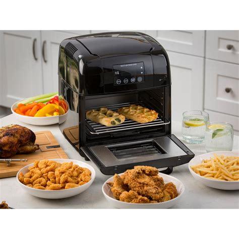 air fryer oven fryers xl digital qt deep rotisserie modernhome fry modern premium safe cooker dishwasher 1600 healthy homedepot recipes