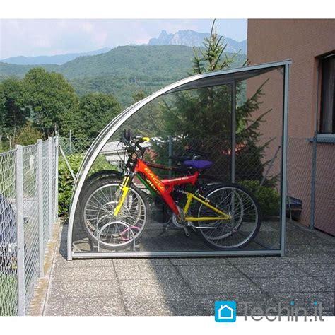 Tettoia Per Biciclette tettoia biciclette pensilina multiuso protezione vespa