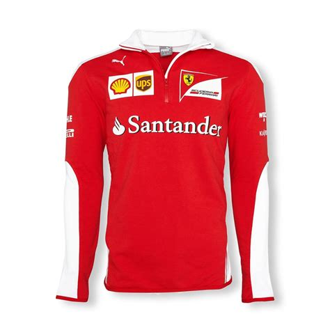 Plus be the first to see all the latest f1 merchandise. JACKET Fleece Scuderia Ferrari Mens Sponsor Formula One - motorsport-merchandise.com
