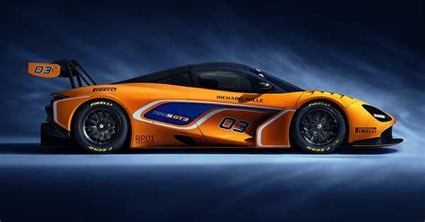 Racing Car the mclaren 720s gt3 customer racing car costs 564 000