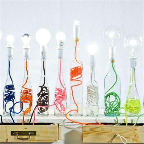 le avec bouteille en verre recycler des bouteilles en verre dans le jardin caroline munoz