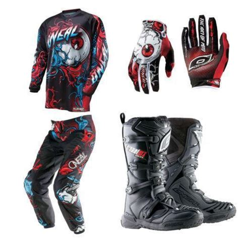 motocross gear for motocross riding gear ebay