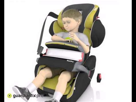 siege auto 2 3 inclinable siège auto groupes 1 2 et 3 guardian fix pro de kiddy