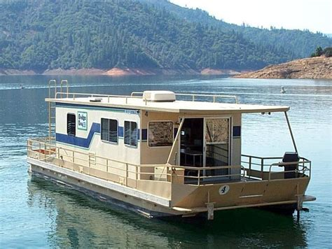 House Boats by Shasta Lake Houseboats Rentals