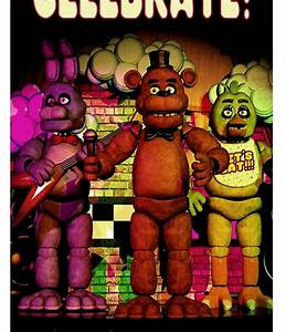 """""""Fnaf 1 office poster """" Mini Skirts by toxic-tangerine"""