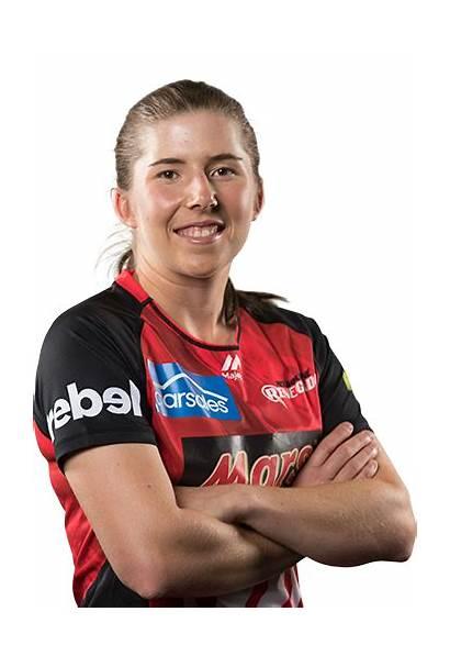 Georgia Wareham Cricket Players Melbourne Allrounder