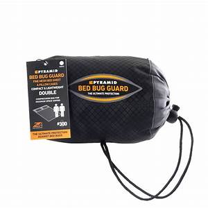 permethrin treated double bed sheet prevent bed bug bites With bed bug cases