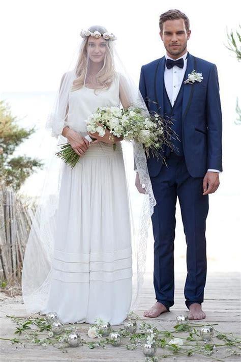 tailored  navy blue suit men wedding suits