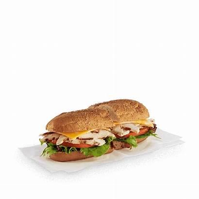 Chicken Grilled Sub Sandwich Chilled Fil Chick