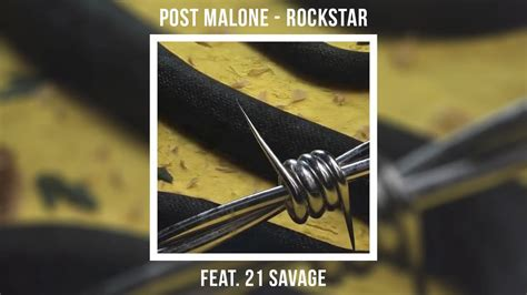 [original] Post Malone- Rockstar Ft. 21 Savage
