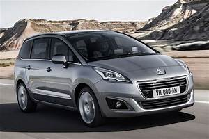 Peugeot 5008 Allure 1 6 Bluehdi 120 7p  Manual  2015