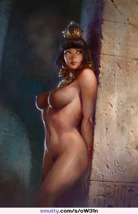 Art Cartoon Drawing Illustration Fantasy Erotic