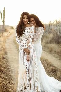 inspiring lace designed boho wedding dress designs With boho wedding dress ideas