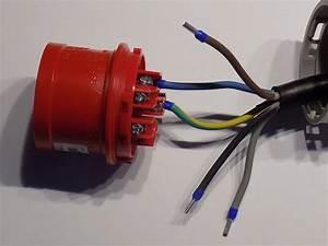 16 Ampere Kabel : cee stecker anschlie en schritt f r schritt anleitung ~ Frokenaadalensverden.com Haus und Dekorationen