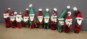 Filz Wichtel Basteln : basteln mit kindern f r weihnachten weihnachtsm nner aus holz muttis n hk stchen ~ Pilothousefishingboats.com Haus und Dekorationen
