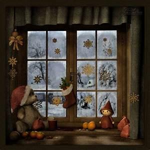 Fenster Weihnachtlich Gestalten : weihnachtsfenster advent pinterest weihnachtsfenster ~ Lizthompson.info Haus und Dekorationen