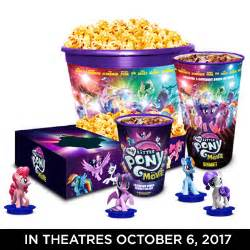 MLP The Movie Cinema Promotions + Figures Revealed | MLP Merch