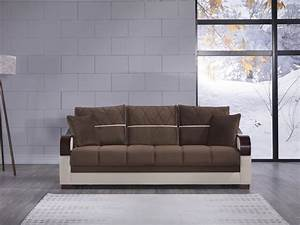 bennett best brown convertible sofa bed by istikbal sunset With istikbal sofa bed instructions