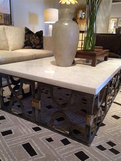 stone coffee table  perfect living room traba homes
