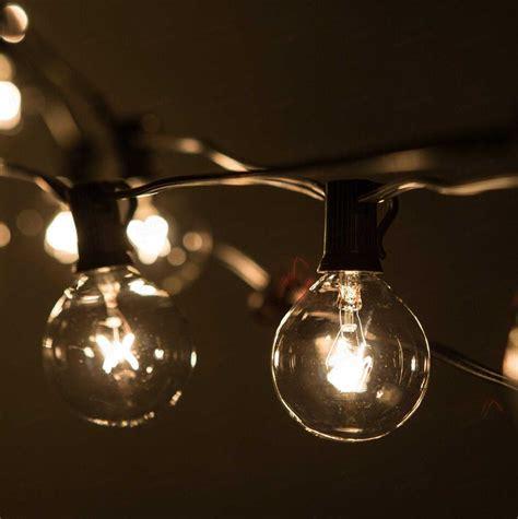 string lights patio lighting backyard outdoor indoor 7