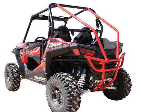 rear smash bumper for the polaris rzr s 900 xc 900
