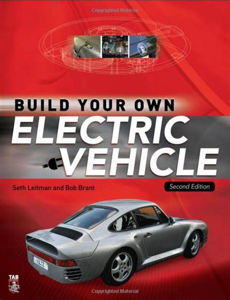 Build Your Own Electric Car by Want To Build Your Own In Hybrid New Book Tells You How