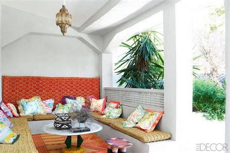 Vacation Home Decor: Stunning Exotic Vacation Home With Moroccan Decor In Italy
