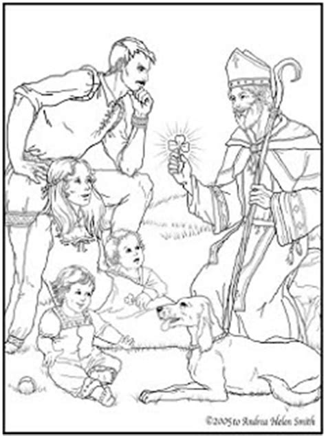 Select from 35653 printable coloring pages of cartoons, animals, nature, bible and many more. Catholic St. Patrick's Day Ideas