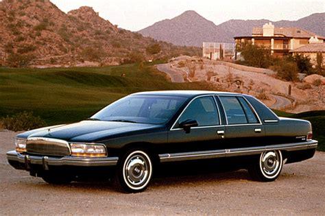 1991-96 Buick Roadmaster | Consumer Guide Auto