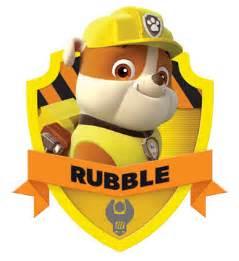 bulldog cake topper paw patrol o patrulla canina divertido kit de rubble para