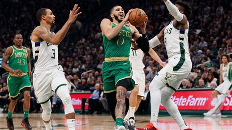 NBA Writer Names Celtics Vs. Bucks Among Restart's 'Must ...