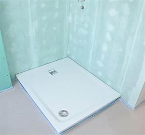Prix moyen pour la pose d'un bac de douche ou receveur