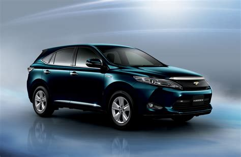 toyota harrier toyota harrier 39 2013 17
