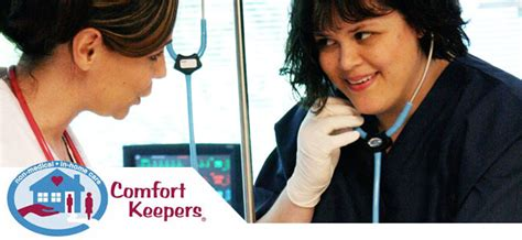 comfort keepers richmond va comfort keepers education partnership ecpi