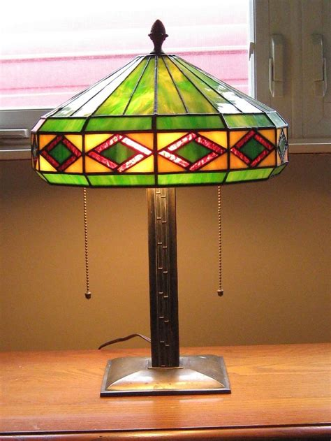 stained glass table ls 331 best images about vitraux les on pinterest l