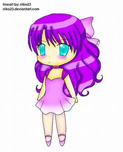 Random Chibi Anime Girl by Neon Heart417 on DeviantArt