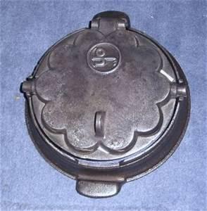 Waffeleisen Gusseisen Feuer : haushalt waffeleisen antiquit ten ~ Watch28wear.com Haus und Dekorationen