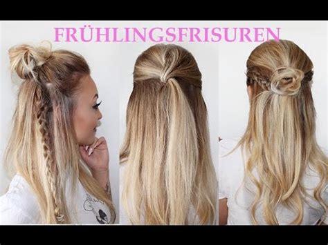 super leichte fruehlings frisuren easy spring hairstyles
