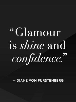 glamour quotes ideas  pinterest red lipstick