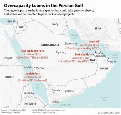 Ports Saudi Arabia Shipping Uae Biggest Arab