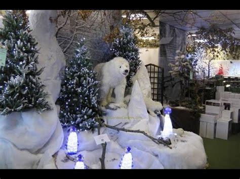 christmas shop wyevale garden centre walk  youtube
