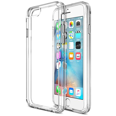 iphone 6 s cases trianium clear cushion for iphone 6s 6 clear