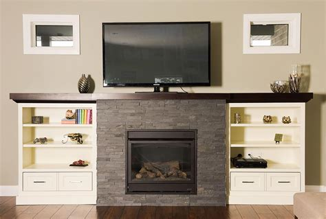 Custom Built In Fireplace Cabinets London On Allen 39 S